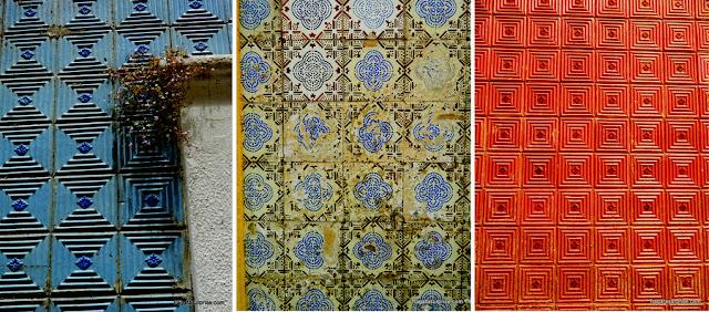 Azulejos portugueses em Aveiro