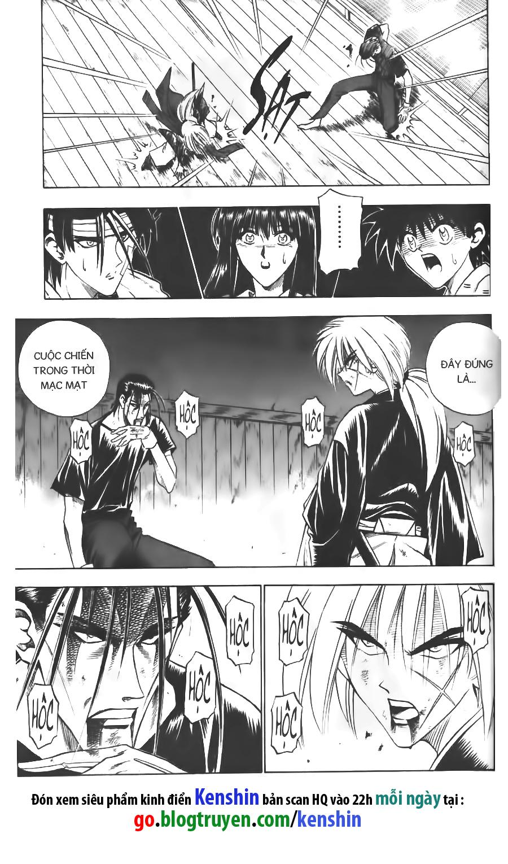 Rurouni Kenshin chap 54 trang 15