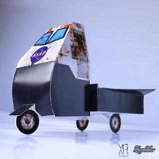 Zerolabor Paper Toy