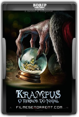 Krampus O Terror do Natal Torrent BDRip Dual Áudio 2016