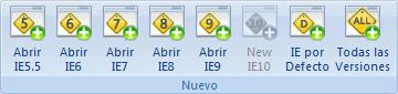 neo 2.0 - IE Tester: Emulador Internet Explorer - 1