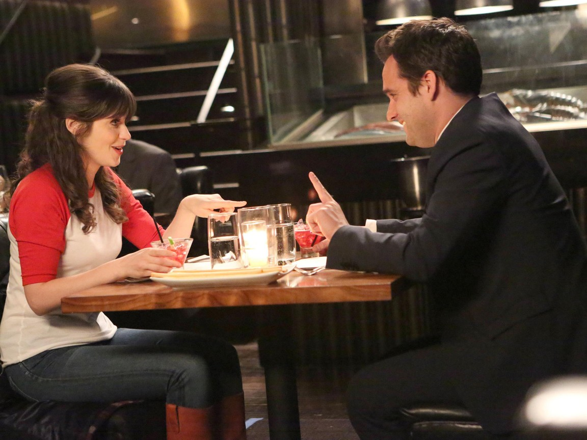 New Girl - Season 2 Episode 21: First Date