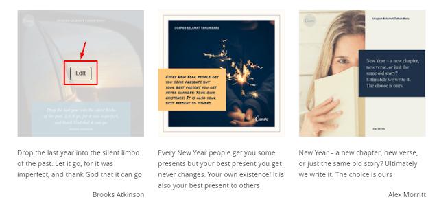 Cara Membuat Gambar Ucapan Selamat Tahun Baru dan Kumpulan Kata-kata Tahun Baru