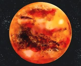 planet+mars