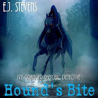 Hound's Bite Ivy Granger Psychic Detective Award Winning Urban Fantasy Audiobook by E.J. Stevens