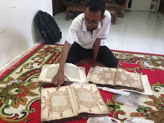KHAS – Tarmizi A Hamid, Pengumpul Naskah Kuno Kerajaan Aceh Darussalam