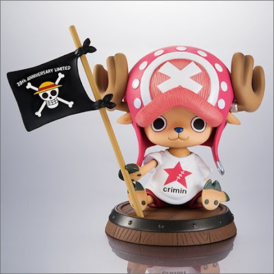 """One Piece"" Tony Tony Chopper Crimin ver. 20th Anniversary"