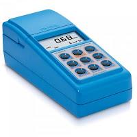 Jual Turbidity Meter HANNA HI 93414 Turbidity and Free Total Cl2 Portable Meter