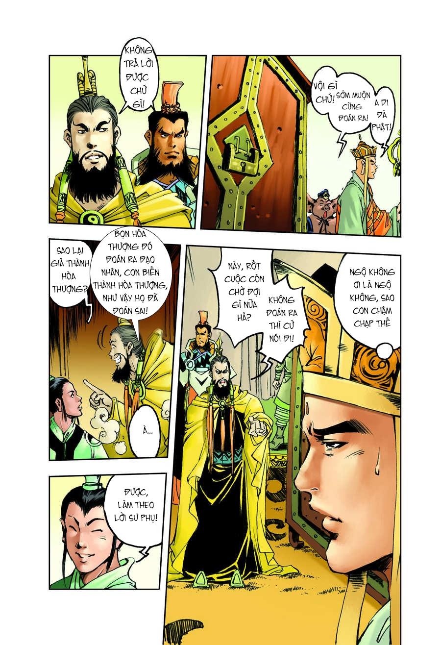 Tây Du Ký màu - Chapter 89 - Pic 14