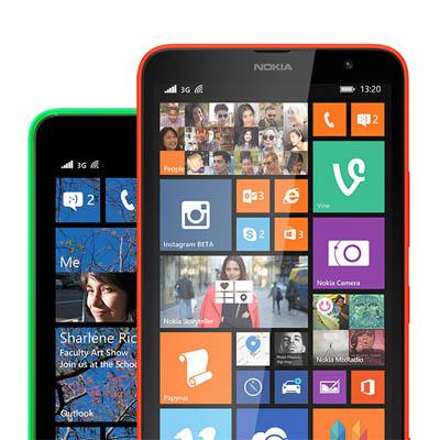 Ini Daftar Fitur Baru dari Update Lumia Cyan