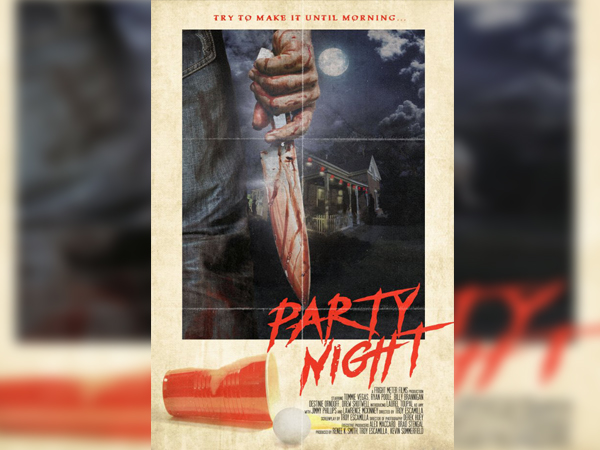 Sinoposis, detail dan nonton trailer Film Party Night (2017)