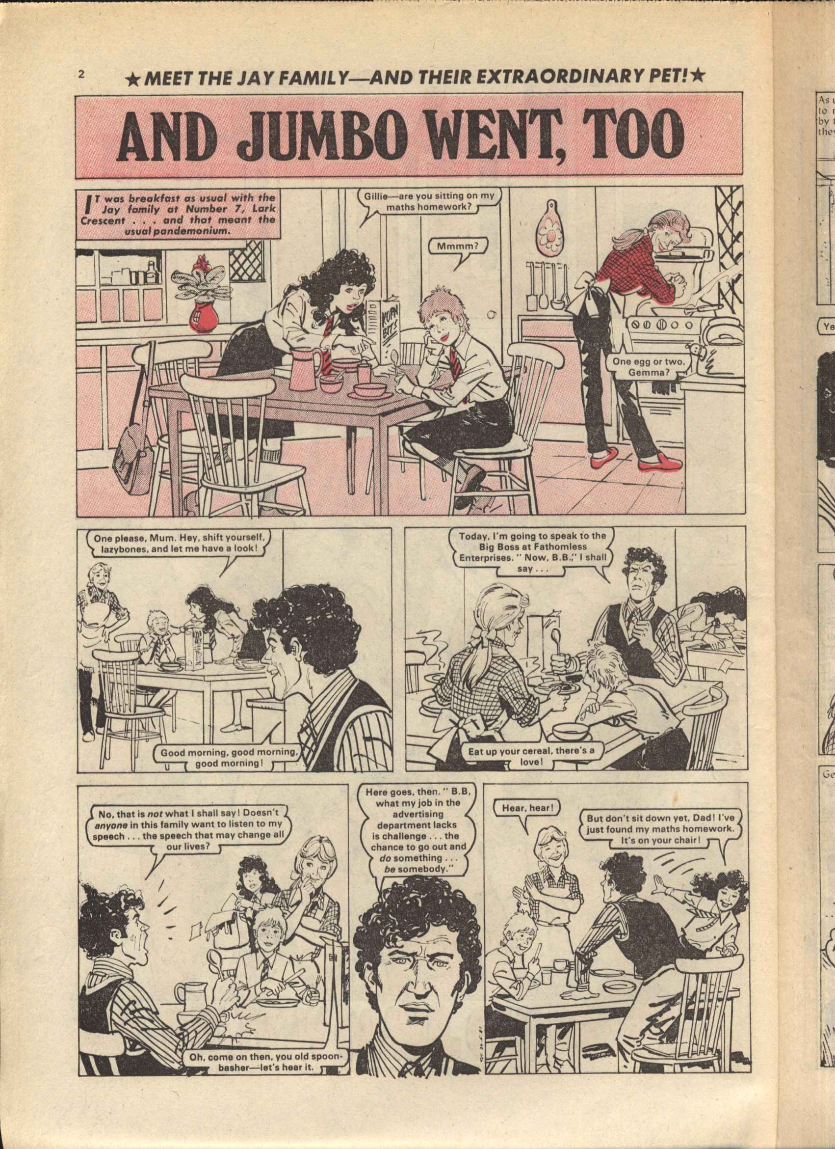 Read online Judy comic -  Issue #1116 - 2