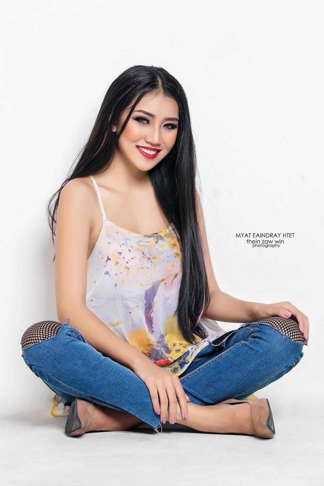 Miss Teen Universe Myanmar Myat Eaindray Htet