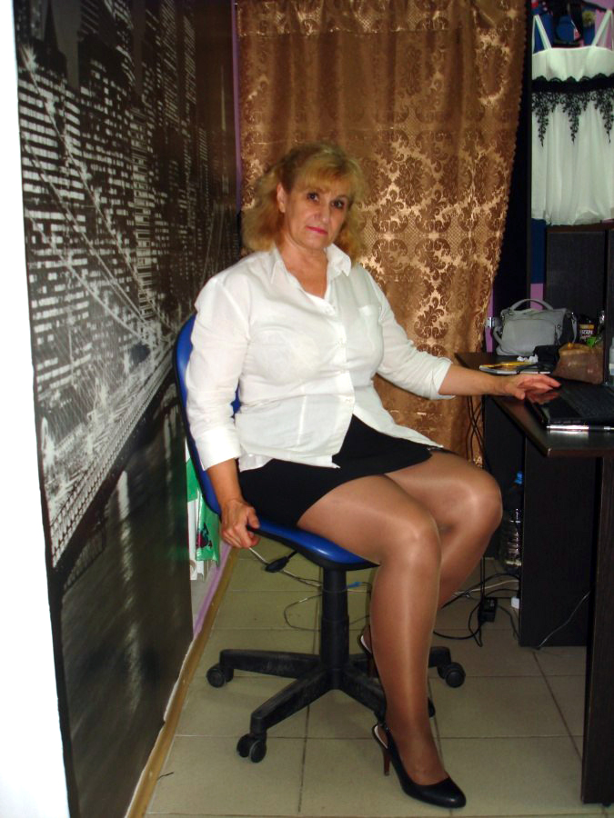 milf in pumps