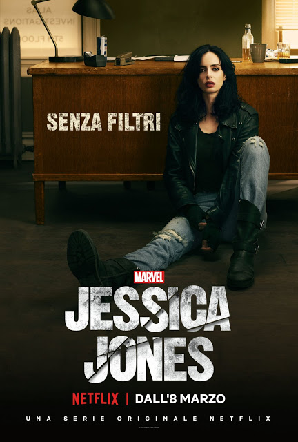 JESSICA JONES   Nuovo trailer per prepararci alla seconda st