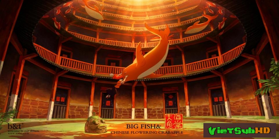 Phim Đại Ngư Hải Đường VietSub TS | Big Fish & Begonia 2016