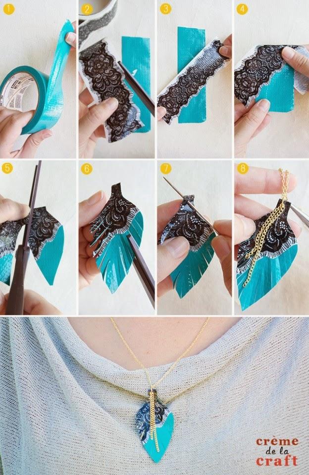 16 Amazing DIY Fashion Crafts - DIY Craft Projects