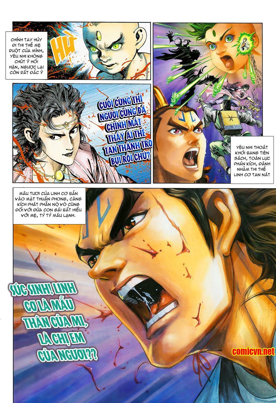 Đại Đường Uy Long chapter 80 trang 5