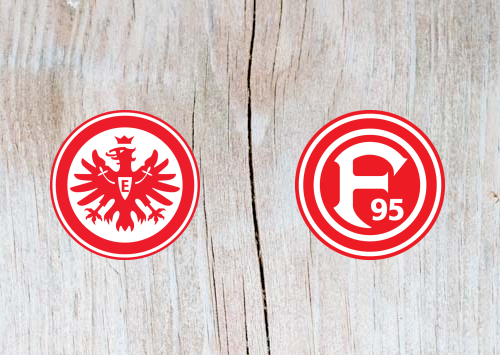 Eintracht Frankfurt vs Fortuna Dusseldorf - Highlights 19 October 2018