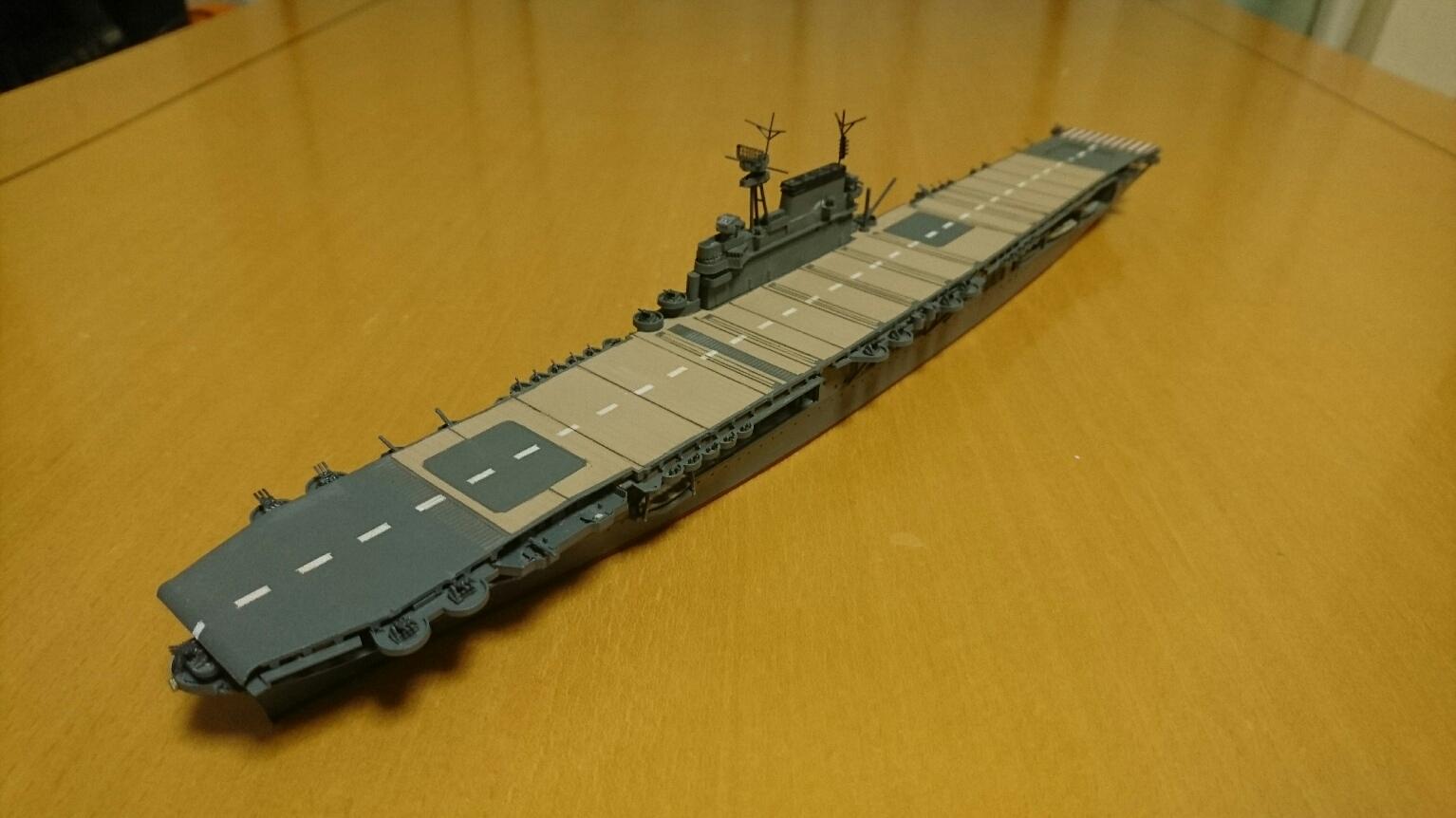 kumaの模型趣味: 鹵獲ホーネット...