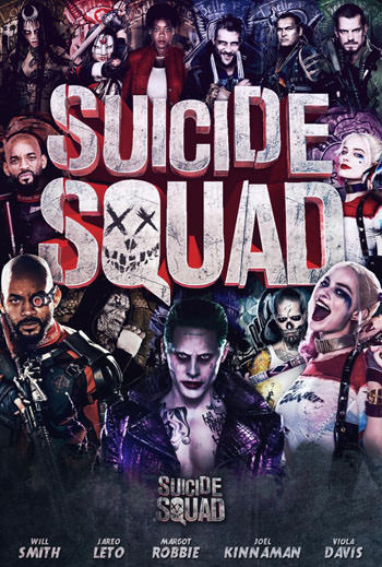 Suicide Squad 2016 English