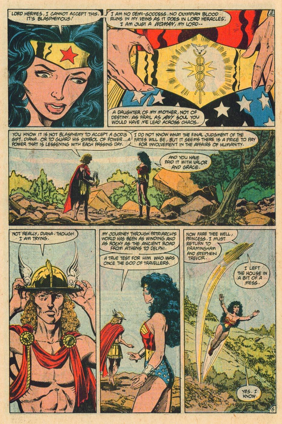 Read online Wonder Woman (1987) comic -  Issue #37 - 8