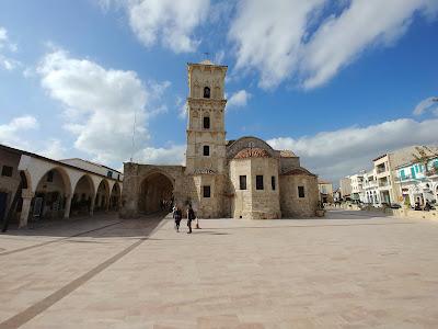 zwiedzanie Larnaki zimą