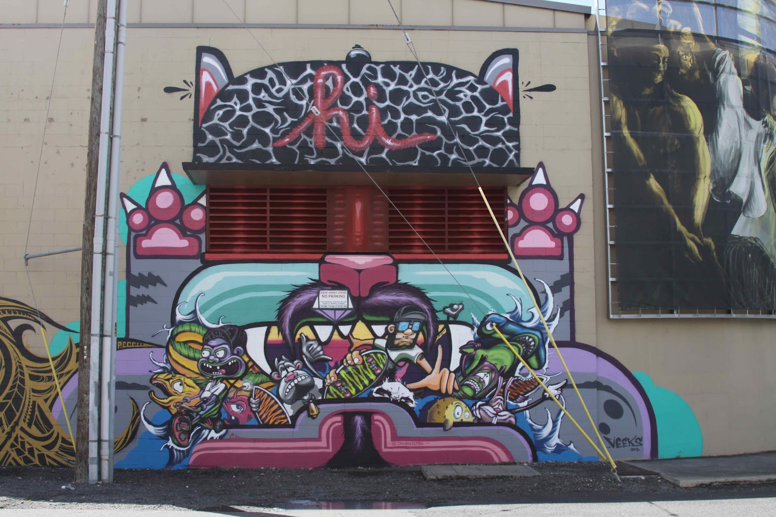 54 Koleksi Gambar Graffiti Art Honolulu Yang Bisa Anda Tiru