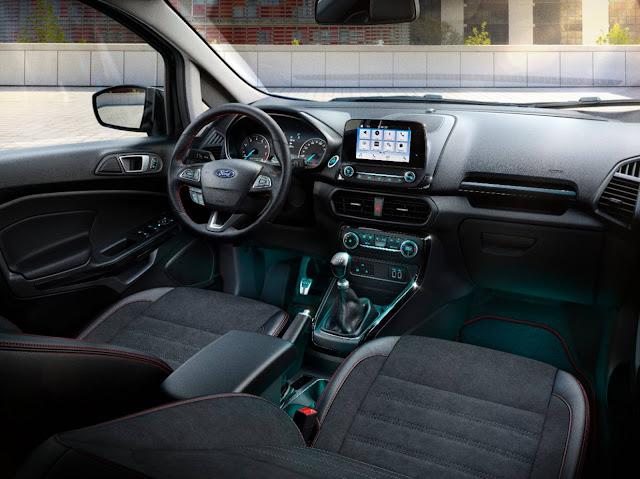 Novo Ford EcoSport começa a ser vendido na Europa