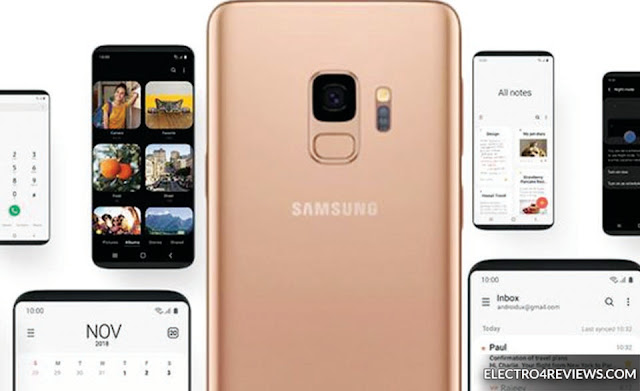 Galaxy S9 update security patches, better selfies , galaxy s9 update