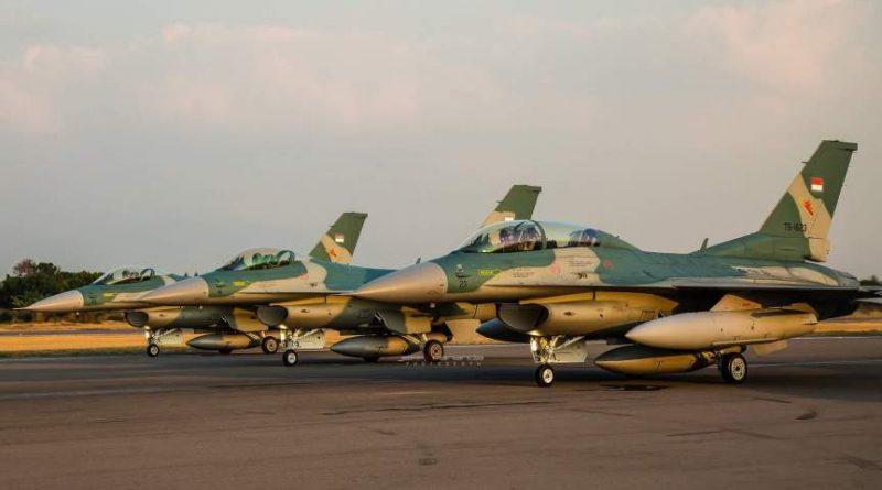 F-16 TNI