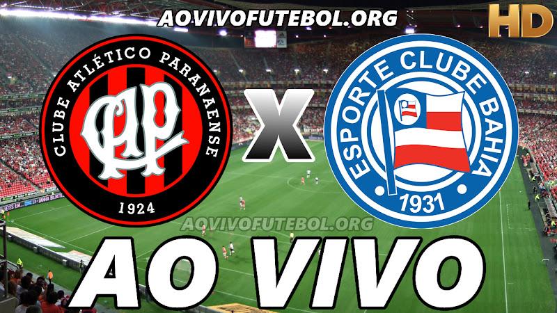 Atlético Paranaense x Bahia Ao Vivo Online HD