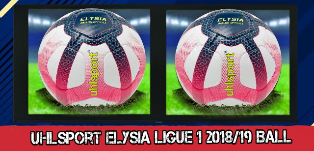All These Balls Can Be Used For Pro Evolution Soccer  Uhlsport Elysia Ligue one 2018/19 Ball - PES PSP