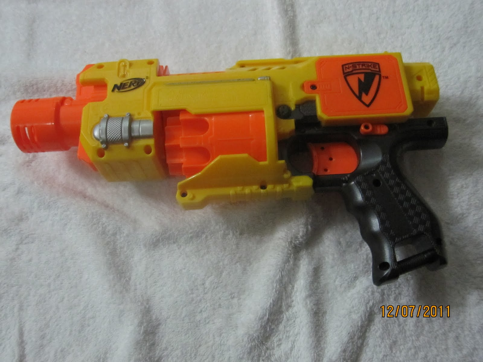 Write For Fun My Nerf Gun Collection Part 1