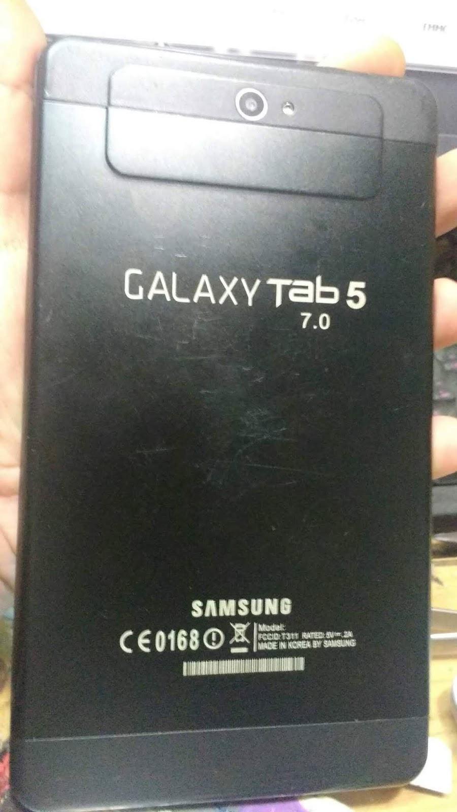 Imágenes de Samsung Galaxy Tab 5 Clone Firmware