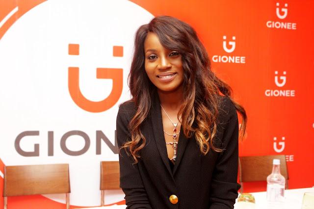 Seyi Shay Becomes Gionee Brand Ambassador