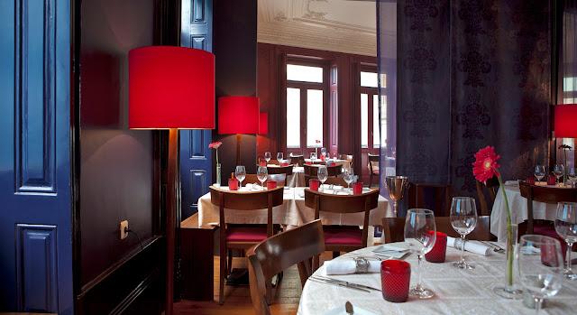 Restaurante Foz Velha em Porto