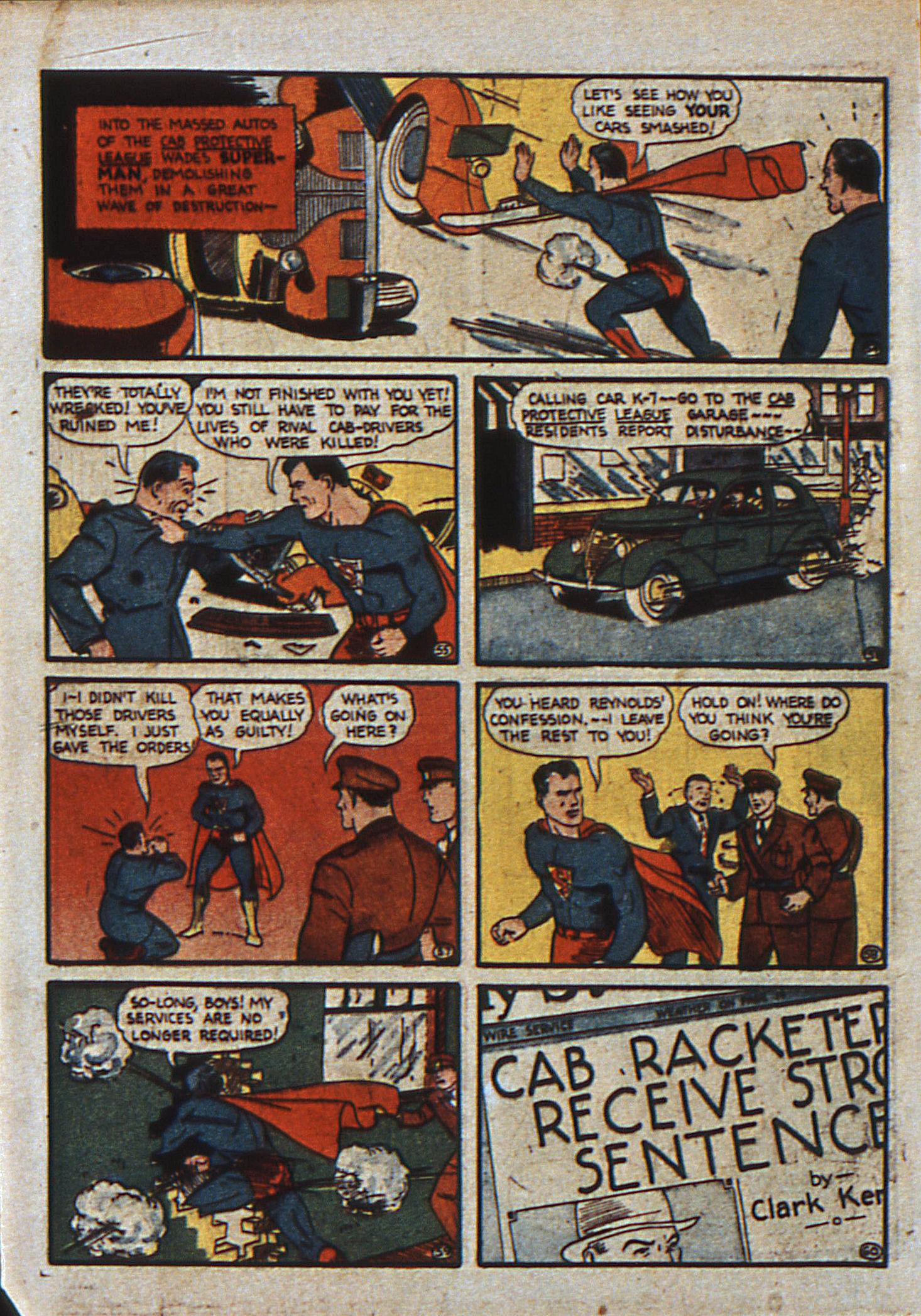 Action Comics (1938) 13 Page 9