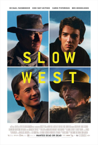 Slow West [2015] [DVDR] [NTSC] [Latino]