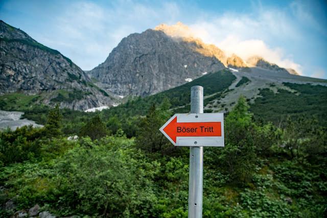 Totalphütte und Lünersee-Rundweg  Wandern im Brandnertal 02