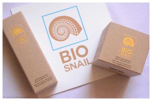 BioSnail Siero e Crema viso antiage