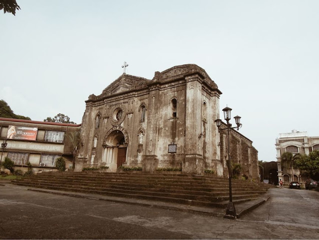 Facade of Guadalupe Church