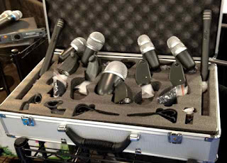 Chinese Shure mic knockoffs from Bobby Owsinski's Big Picture production blog