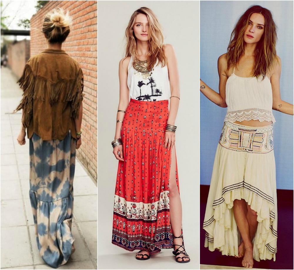 Moda y mas 2016 - Moda hippie anos 70 ...