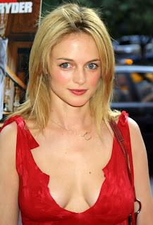 Heather Graham Sexy Red Dress 4