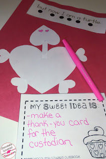 Fun Valentine's Day Activities for the Upper Elementary Classroom