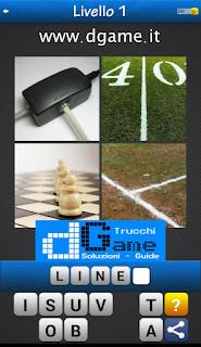 PACCHETTO 6 Soluzioni Trova la Parola - Foto Quiz con Immagini e Parole livello 1