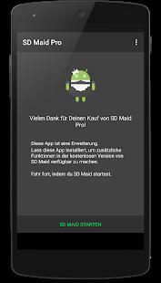 SD Maid – System Cleaning Tool Pro v4.13.3 [Unlocked] APK