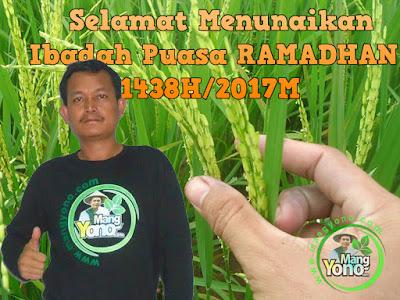 Selamat Menunaikan Ibadah Puasa RAMADHAN 1438H/2017M