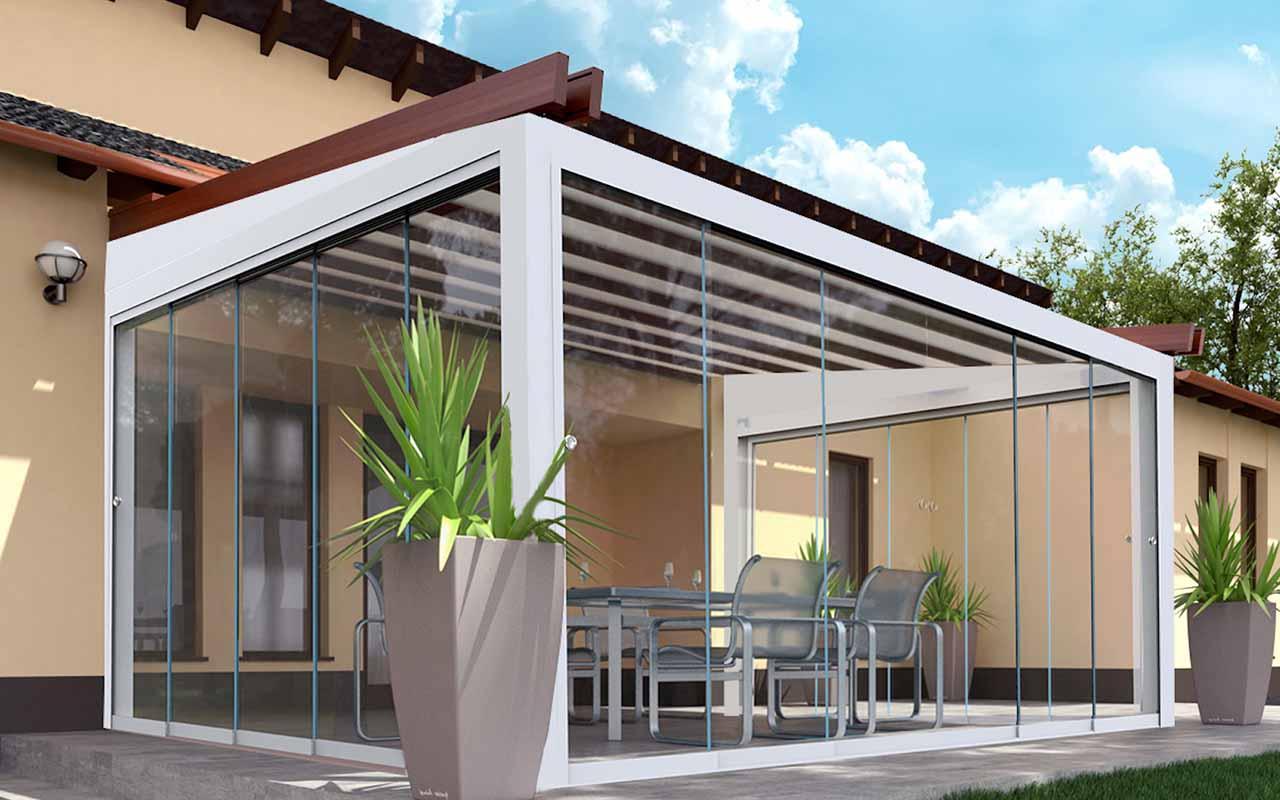 Chiudere Una Veranda Senza Permessi Edilizia In Un Click